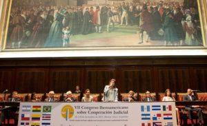 VII Congreso Iberoamericano sobre Cooperación Judicial en Buenos Aires nov 2013