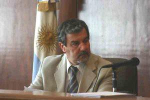 Juez Dr. Pablo Borghi