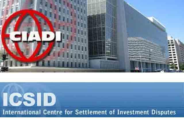 Sede del C. I. A. D. I. en Washington