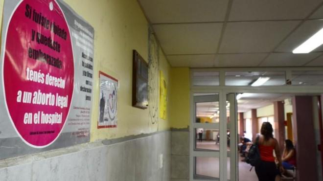 Leyenda en un hospital de Río Negro