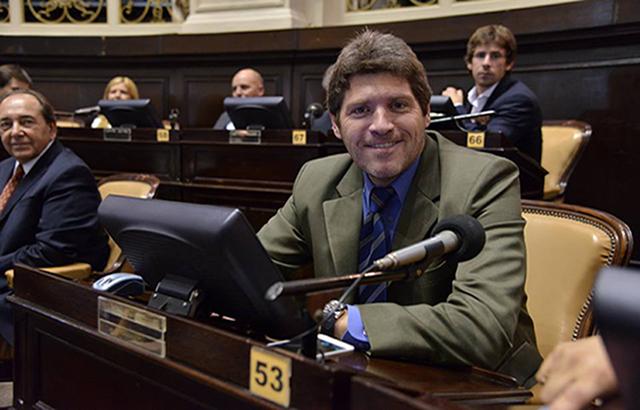 Diputado Guillermo Castello